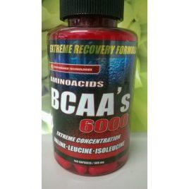 BCCA AMINOACIDOS Valina Leucina E Isoleucina 150 Capsulas Aminoacidos