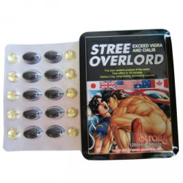 STREET OVERLOD Street STREE OVERLORD STRONG VERSION POTENCIADOR SEXUAL