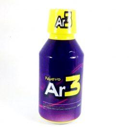 Nuevo AR3  Elimina Dolores de Chikunguya