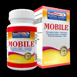 Glucosamine Mobile Healthy America x 60 Capsules