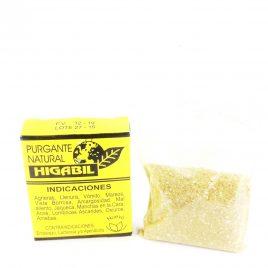 Purgante natural higabil. Limpia  y desintoxica todo el aparato digestivo.