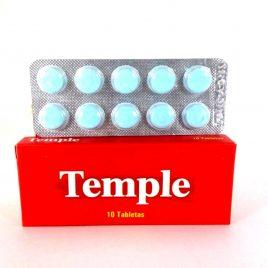 Temple – Potenciador Sexual para Hombre y Mujer