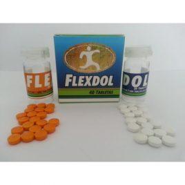 FLEXDOL Artritis Reuma original dolor articular 2 frascos por caja