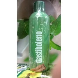 GASTIBULENO Gastriboleno 360 cc Combate gastritis, el colon irritable, gases, acidez estomacal