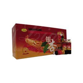 Ginkgo Biloba y Ginseng Extracto con Miel por 30 ampollas Bebibles