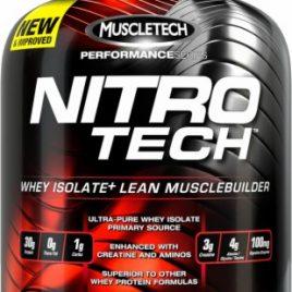 NITROTECH 4 LIBRAS NITRO-TECH HARDCORE performance