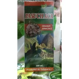 PASUCHACA JARABE natural 500ml Controla diabetes Formula magistral de Cuba
