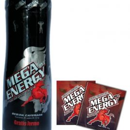 MEGA ENERGY TARRO 25 SOBRES