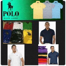 Polo Ralph Lauren Tipo Polo Camisetas Mejoramos Precio x mayor Camibusos
