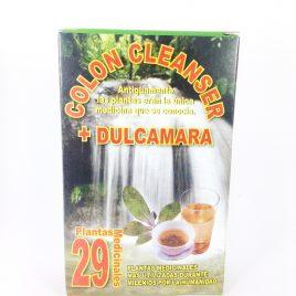 Colon cleanser + dulcamara.29 plantas medicinales