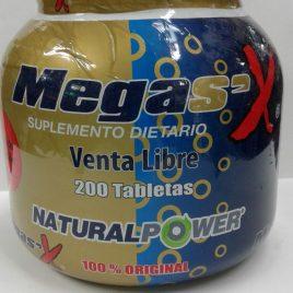 mega sex x200 tabletas