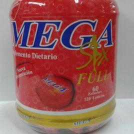 mega sex full x90 tabletas mas potente