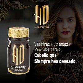 Hair Definition 100% Original Reclama Obsequio